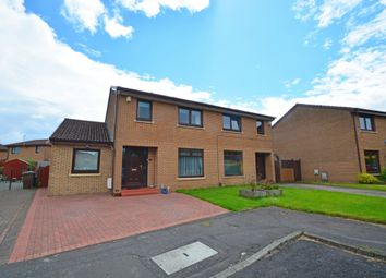 Thumbnail 4 bed semi-detached house for sale in Garnie Place, Erskine