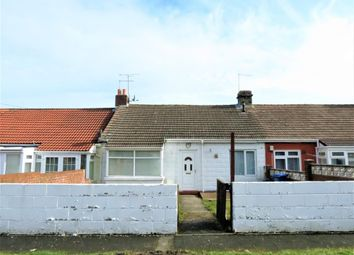Thumbnail 2 bed terraced bungalow for sale in Yoden Avenue, Horden, County Durham