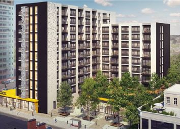 Thumbnail 1 bed flat for sale in Valentines House, Ilford, Essex