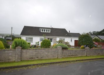 Thumbnail 4 bed detached bungalow for sale in Dole, Llandre, Bow Street