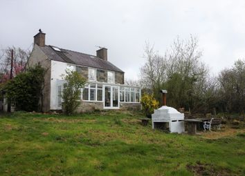 Thumbnail 4 bed detached house for sale in Rhostryfan, Caernarfon