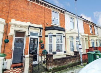 Thumbnail 2 bedroom terraced house for sale in Seafield Road, Portsmouth