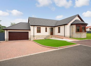 Thumbnail 4 bed detached bungalow for sale in 34 Carneil Gardens, Carnock