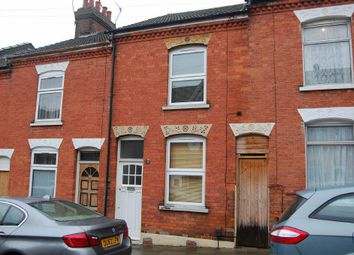 Thumbnail 2 bed terraced house to rent in Cambridge Street, South Luton, Luton