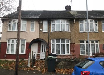 Thumbnail 2 bed terraced house to rent in St Monica Avenue, Saint, Luton