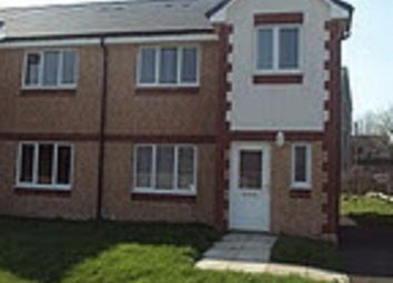 Thumbnail 3 bed semi-detached house for sale in Meadowfoot Road, Ecclefechan, Dumfries And Galloway.