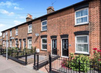 Thumbnail 2 bedroom terraced house to rent in Barden Road, Tonbridge