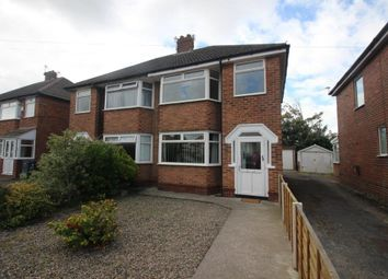 Thumbnail 3 bed semi-detached house for sale in Wingate Avenue, Thornton-Cleveleys