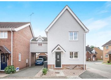 Thumbnail 3 bed link-detached house for sale in Market Grove, Halstead