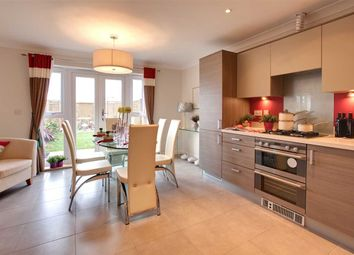 Thumbnail 3 bed semi-detached house for sale in Malory Close, Tadpole Garden Village, Swindon