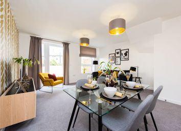 Thumbnail 2 bed flat for sale in Limpsfield Road, South Croydon