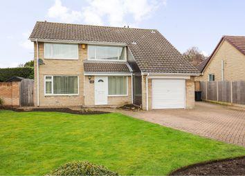 Thumbnail 4 bedroom detached house for sale in Nethermoor Lane, Killamarsh, Sheffield