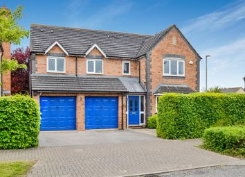 Thumbnail 5 bed detached house for sale in Lucerne Avenue, Bicester