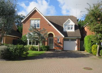 Thumbnail 4 bed detached house for sale in Alvington Way, Market Harborough, Leicestershire