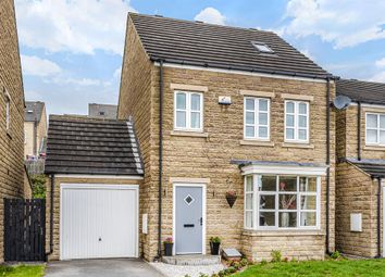 4 bed detached house for sale in Honey Hall Ing, Huddersfield HD2