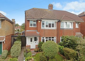 Thumbnail 3 bed semi-detached house for sale in Essella Road, Ashford, Kent
