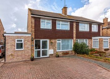 Thumbnail 4 bed semi-detached house for sale in Hailsham Close, East Preston, Littlehampton