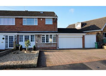 Thumbnail 3 bed semi-detached house for sale in Beech Road, Norton, Stourbridge