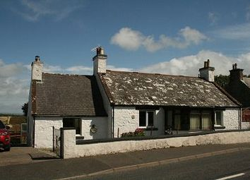 Thumbnail 3 bed detached house for sale in Sawmill Cottage, Braehead, Kirkinner