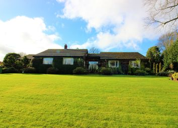 Thumbnail 3 bed detached bungalow for sale in Tarporley Road, Whitchurch