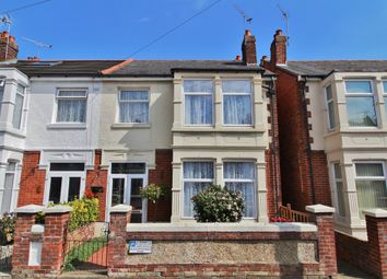 Thumbnail 3 bedroom end terrace house for sale in Park Grove, Cosham, Portsmouth