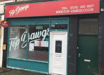 Thumbnail Retail premises for sale in Top Dawgs, 117A Chillingham Road, Heaton