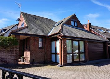 Thumbnail 3 bed detached bungalow for sale in Overlees, Dronfield