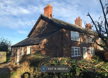 Thumbnail 3 bed semi-detached house to rent in Burnthouse Cottage, Mere, Knutsford