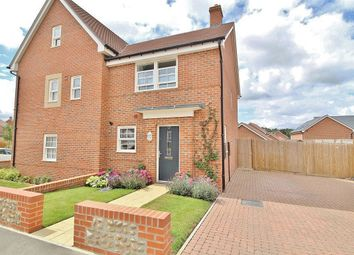 3 bed semi-detached house for sale in Bazeley Road, Waterlooville PO7