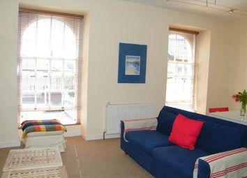 Thumbnail 1 bed flat to rent in Gascoyne Place, Plymouth