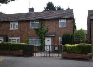 Thumbnail 3 bedroom semi-detached house for sale in Lime Tree Road, Walsall, West Midlands