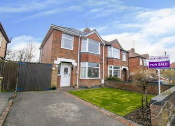 Thumbnail 3 bed semi-detached house for sale in Freeby Avenue, Mansfield Woodhouse, Mansfield