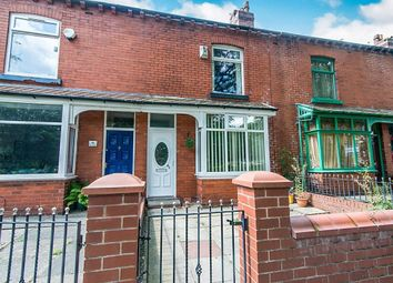 Thumbnail 2 bedroom terraced house for sale in Tonge Park Avenue, Bolton