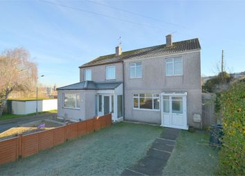 Thumbnail 3 bed semi-detached house for sale in Redannick Lane, Truro
