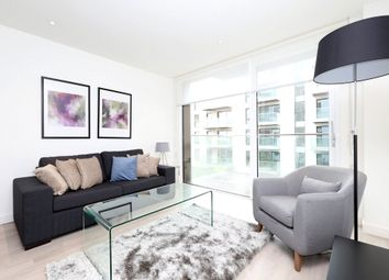 Thumbnail 1 bed flat for sale in City View Apartments, Devan Grove, London