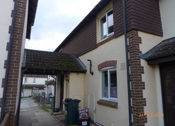 Thumbnail 3 bed terraced house to rent in Moorland Gate, Newton Abbot