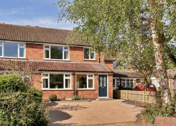 Thumbnail 3 bed semi-detached house for sale in Rearsby Road, Thrussington, Leicester