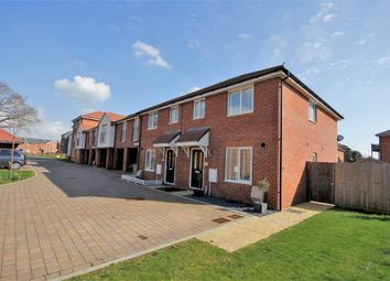 Thumbnail 3 bed semi-detached house for sale in Firecracker Drive, Locks Heath, Southampton