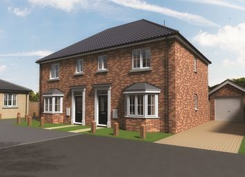 Thumbnail 3 bedroom semi-detached house for sale in Sewell Gardens, Old Catton, Norwich