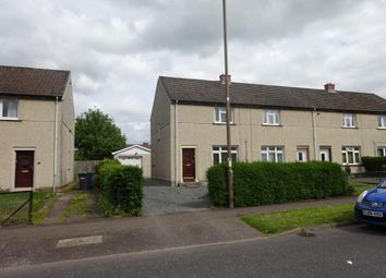 Thumbnail 2 bed end terrace house to rent in Windsor Drive, Penicuik, Midlothian