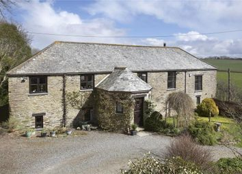 Thumbnail 5 bed detached house for sale in Pelynt, Looe, Cornwall