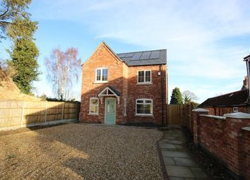 Thumbnail 4 bedroom detached house for sale in High Street, Martin, Lincoln