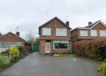 Thumbnail 3 bed detached house for sale in Orchard Close, Ockbrook, Derby