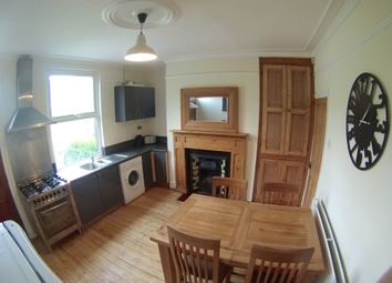 Thumbnail 4 bed terraced house to rent in Meanwood Road, Leeds