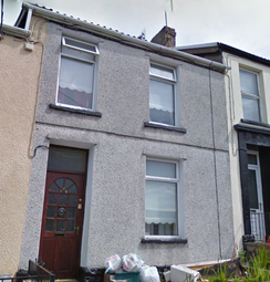 Thumbnail 3 bed terraced house to rent in Lower Thomas Street, Merthyr Tydfil