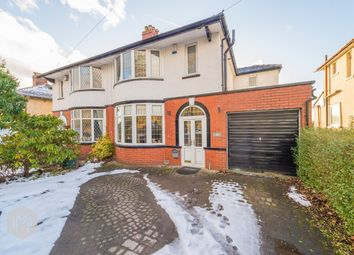 Thumbnail 3 bed semi-detached house for sale in Walmersley Road, Bury