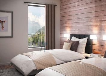 Thumbnail 2 bed apartment for sale in Rhone Alps, St-Gervais-Les-Bains, France