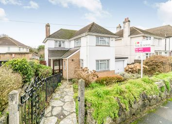 Thumbnail 4 bed detached house for sale in Tor Road, Hartley, Plymouth