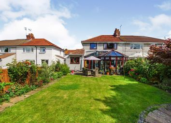 Thumbnail 3 bed semi-detached house for sale in Charborough Road, Filton, Bristol