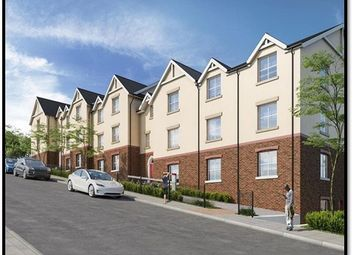 Thumbnail 1 bed flat for sale in Euston Road, Bangor, Wales